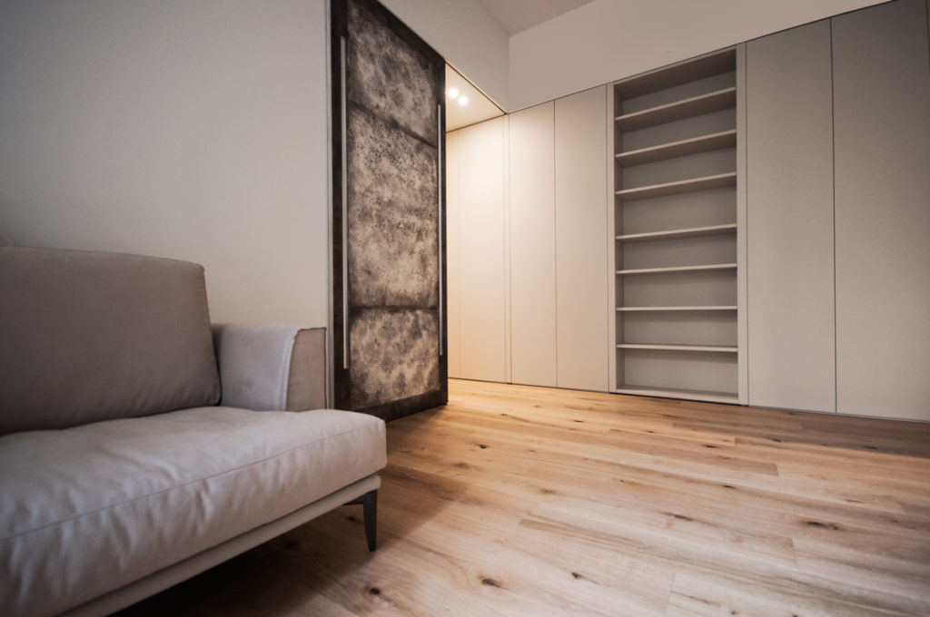 Luca Somaini interior designer Milano