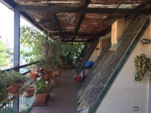 terrazzo al piano
